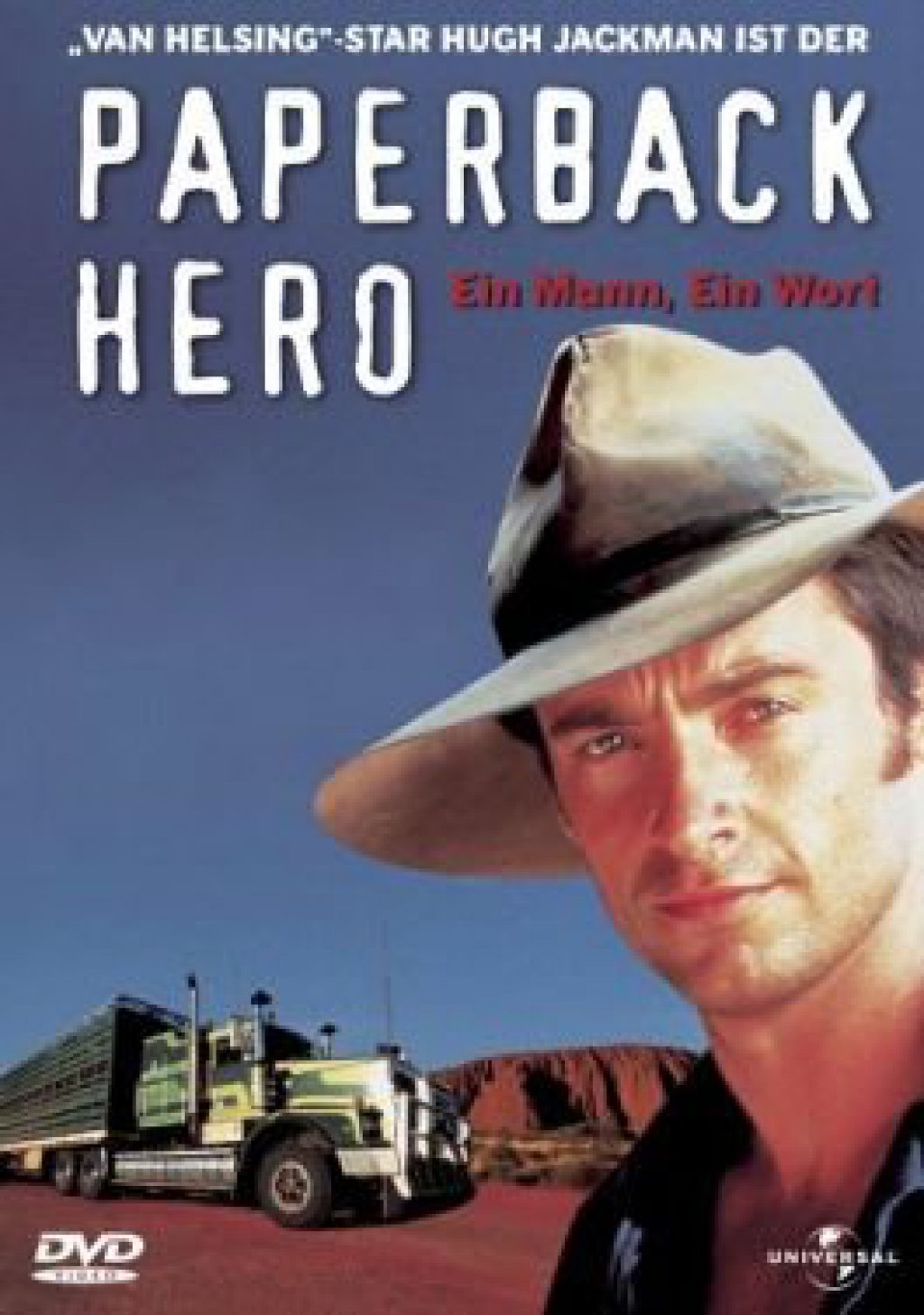 Paperback Hero (DVD)