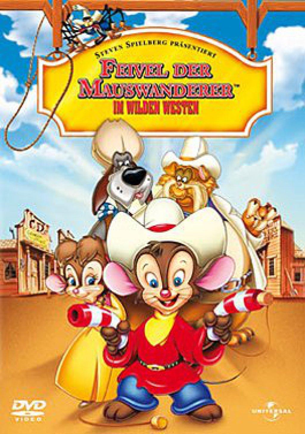 Feivel der Mauswanderer 2 - Im Wilden Westen (DVD)
