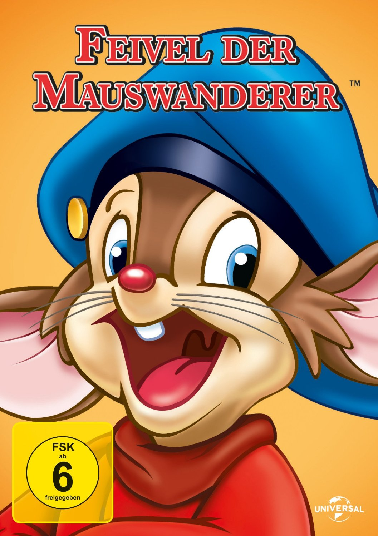 Feivel der Mauswanderer (DVD)