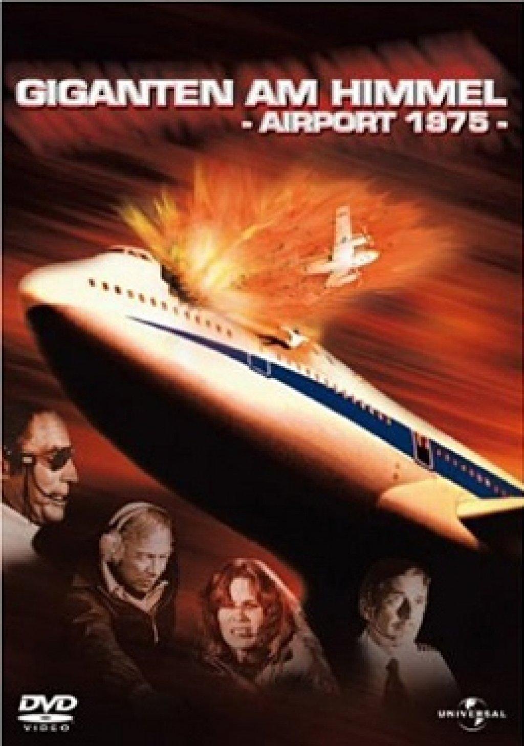 Airport 75 - Giganten am Himmel (DVD)
