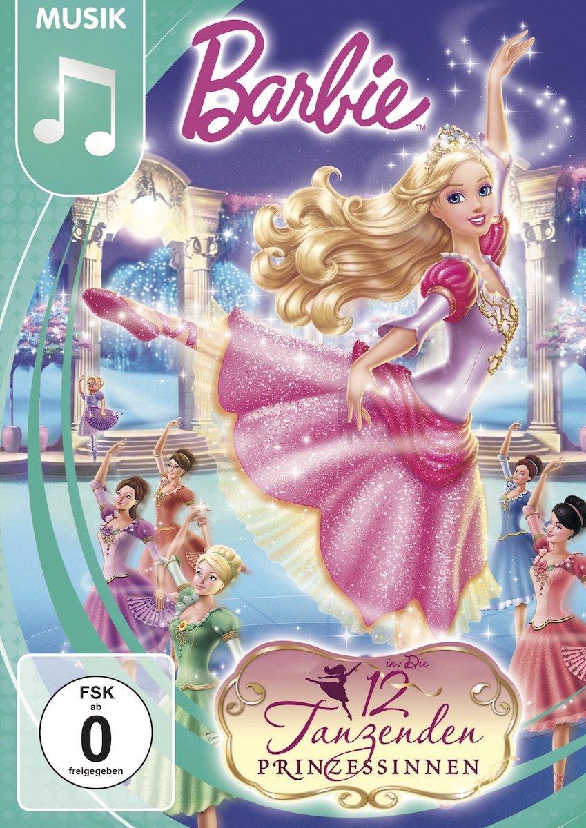 Barbie in Die 12 tanzenden Prinzessinnen (DVD)