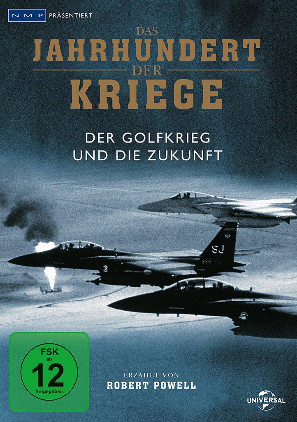 Das Jahrhundert der Kriege - Der Golfkrieg und die Zukunft - Vol. 08 (DVD)
