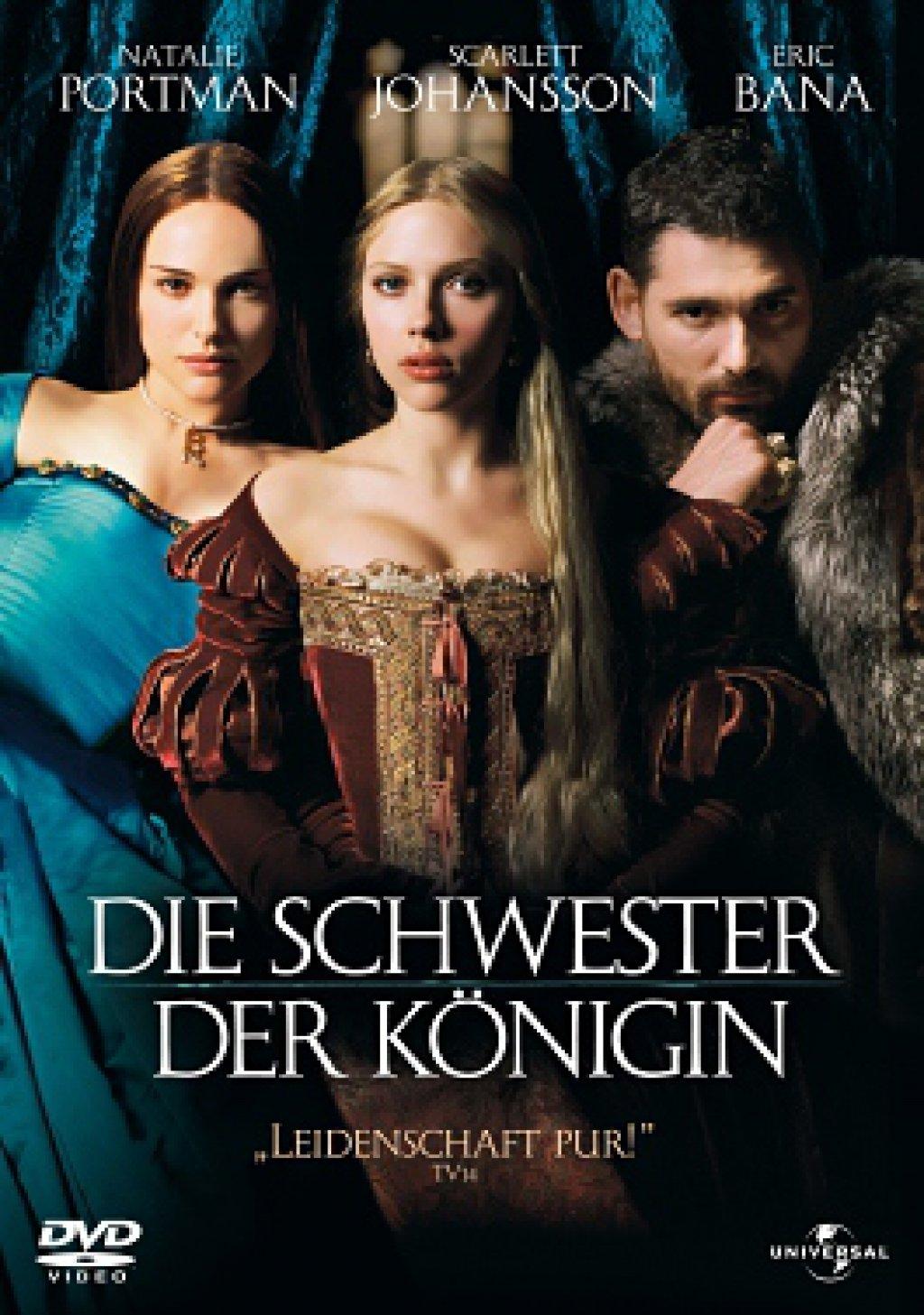 Die Schwester der Königin (DVD)