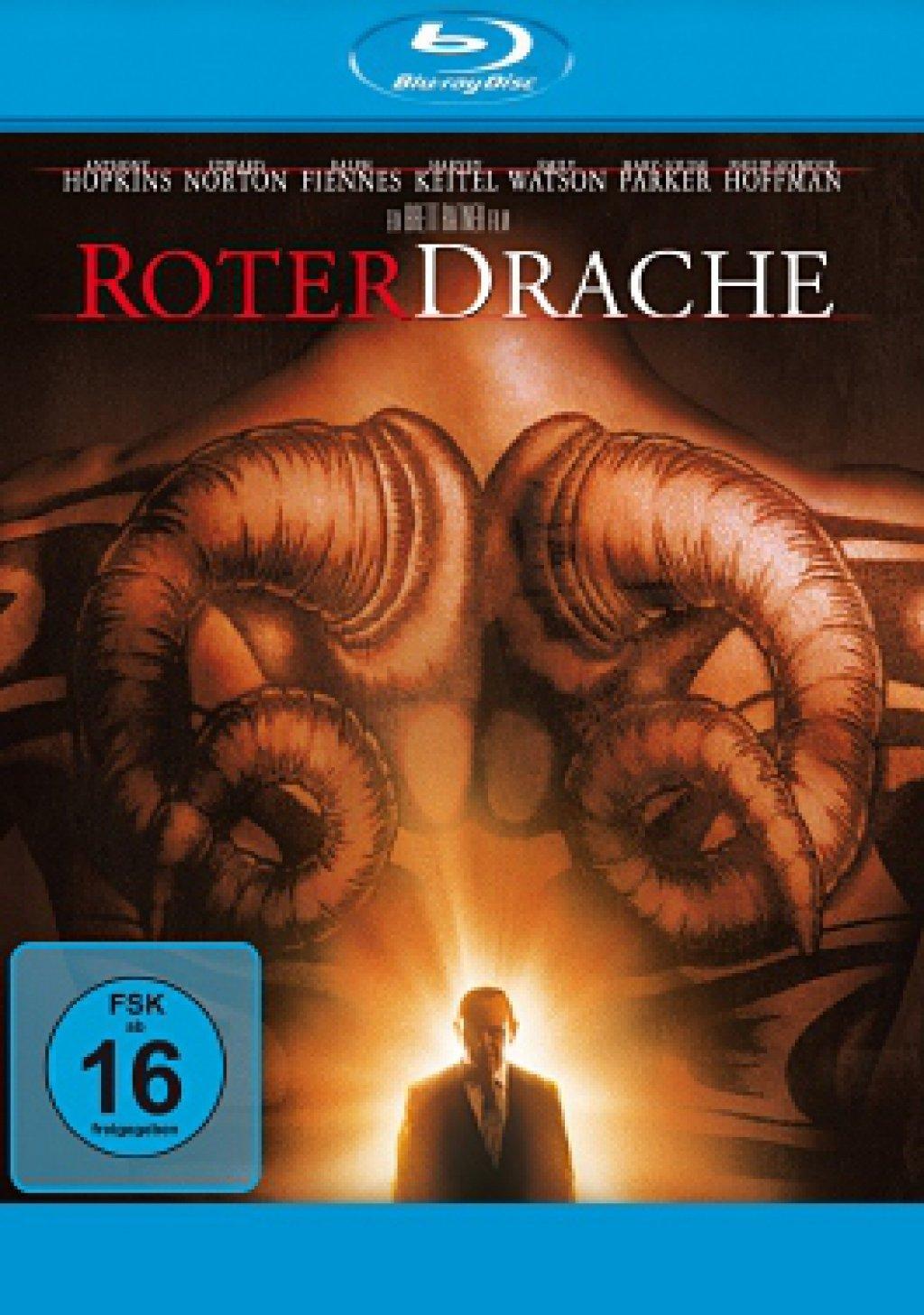 Roter Drache (Blu-ray)