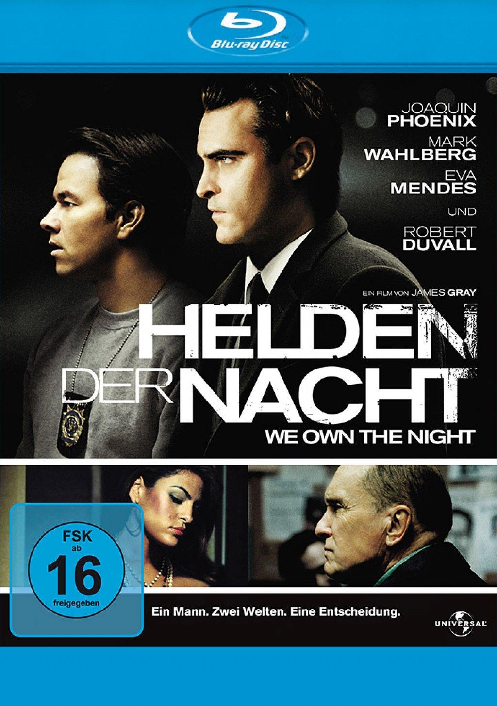 Helden der Nacht (Blu-ray)