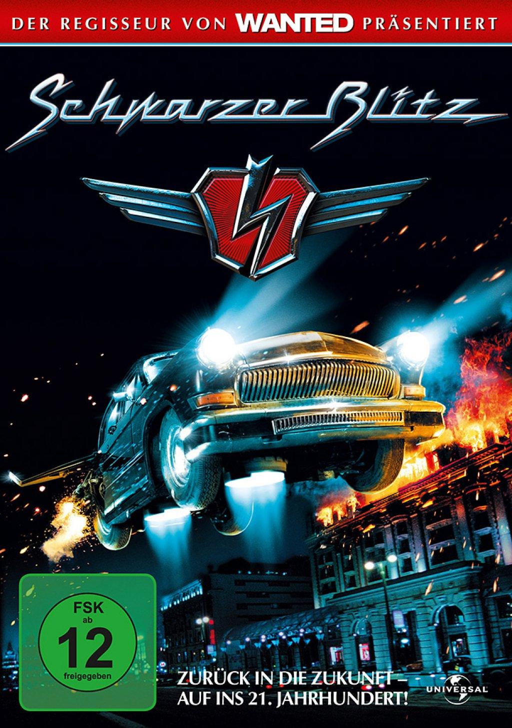 Schwarzer Blitz (DVD)