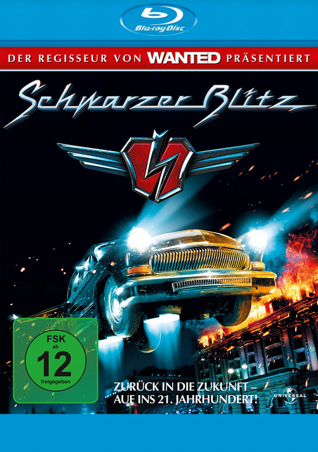 Schwarzer Blitz (Blu-ray)