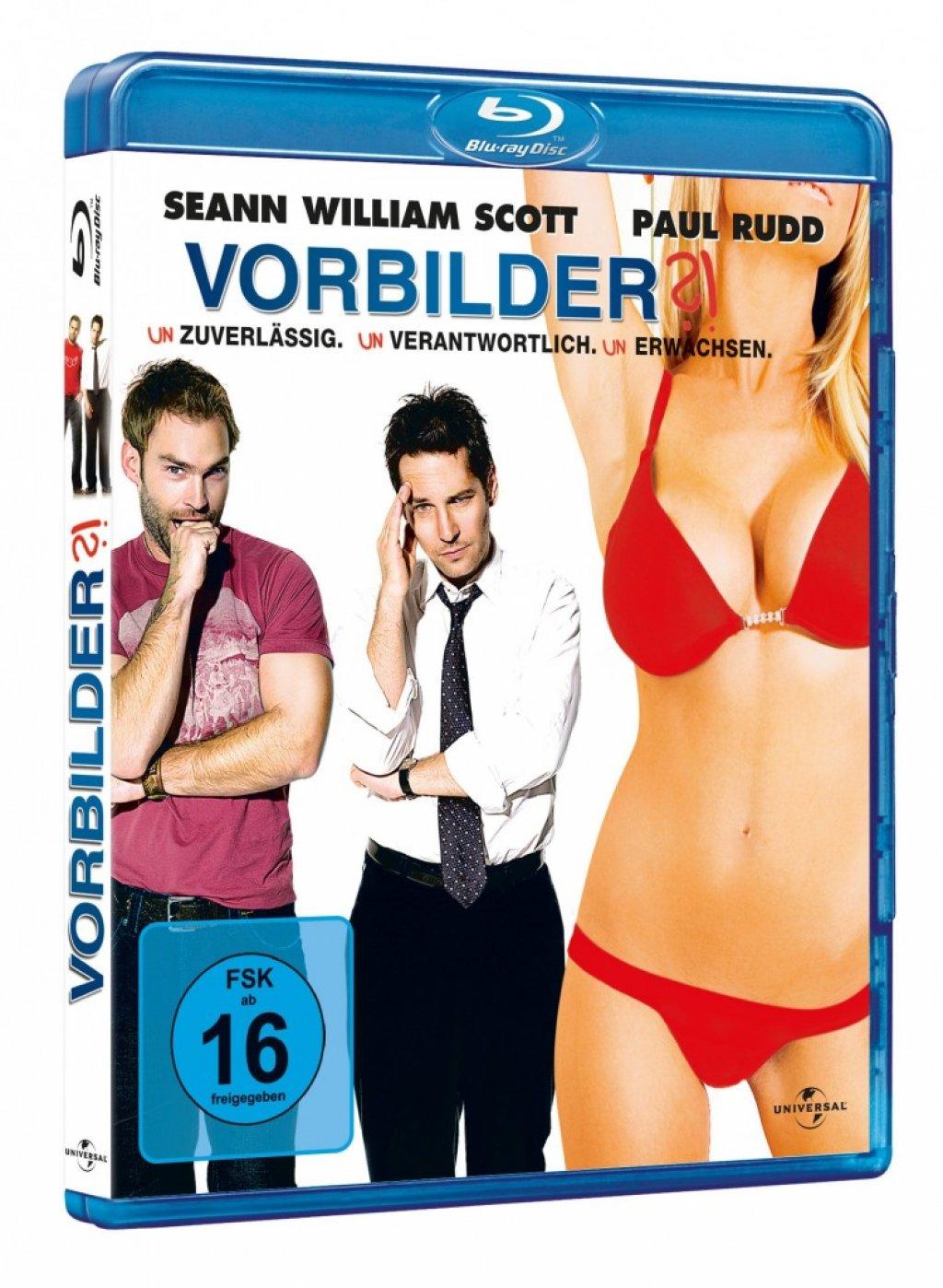 Vorbilder?! (Blu-ray)
