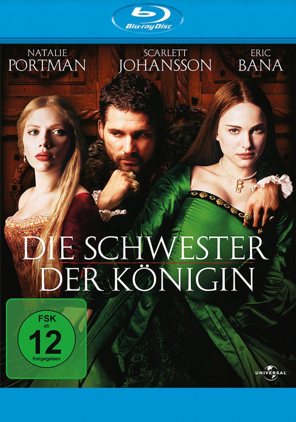 Die Schwester der Königin (Blu-ray)