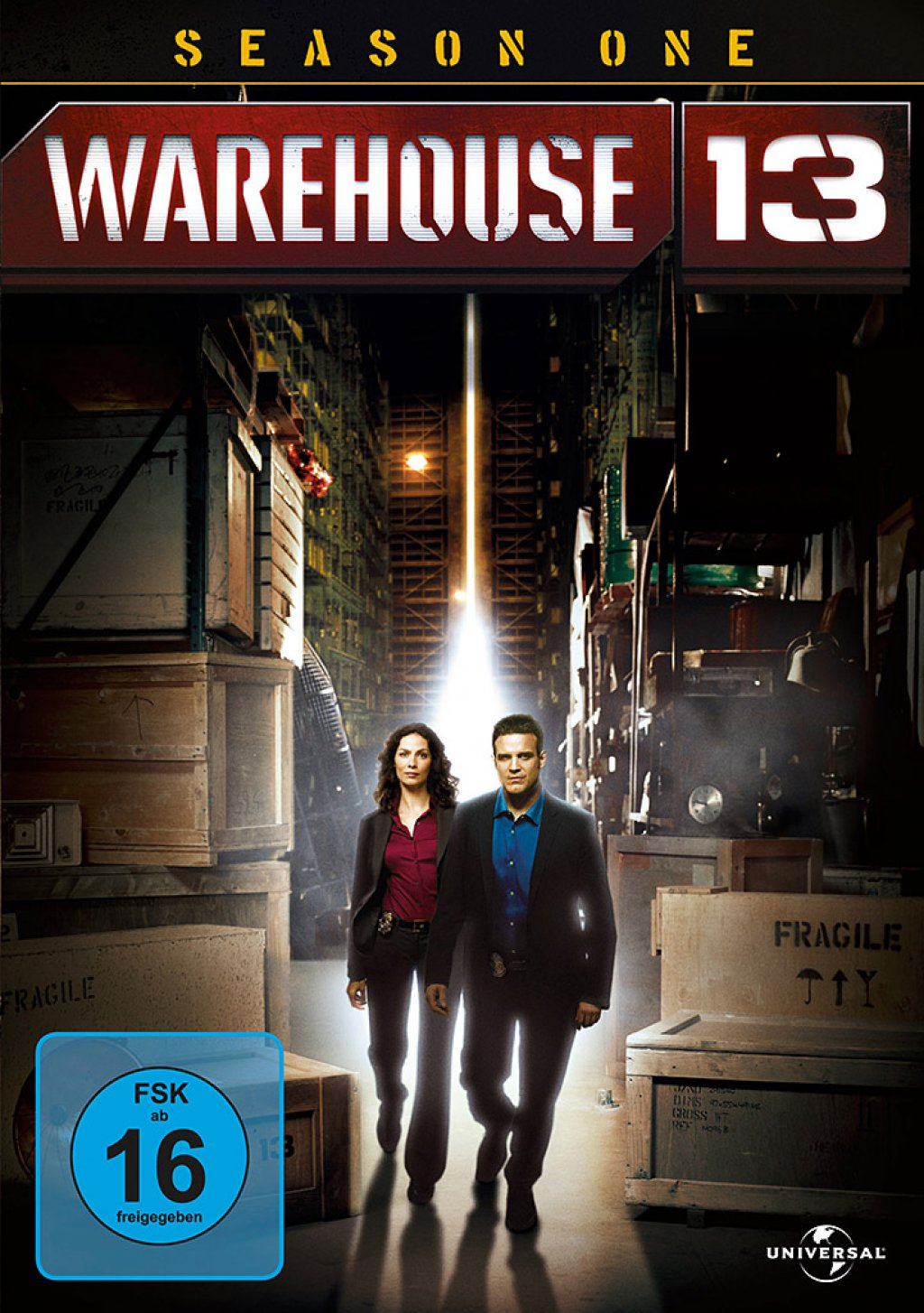 Warehouse 13 - Season 1 (DVD)