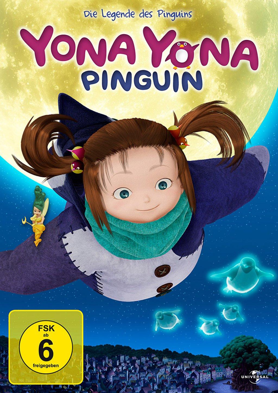 Yona Yona Pinguin - Die Legende des Pinguins (DVD)