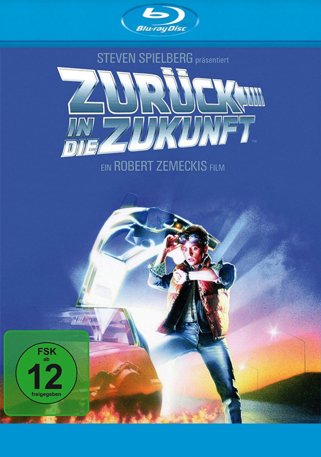 Zurück in die Zukunft (Blu-ray)