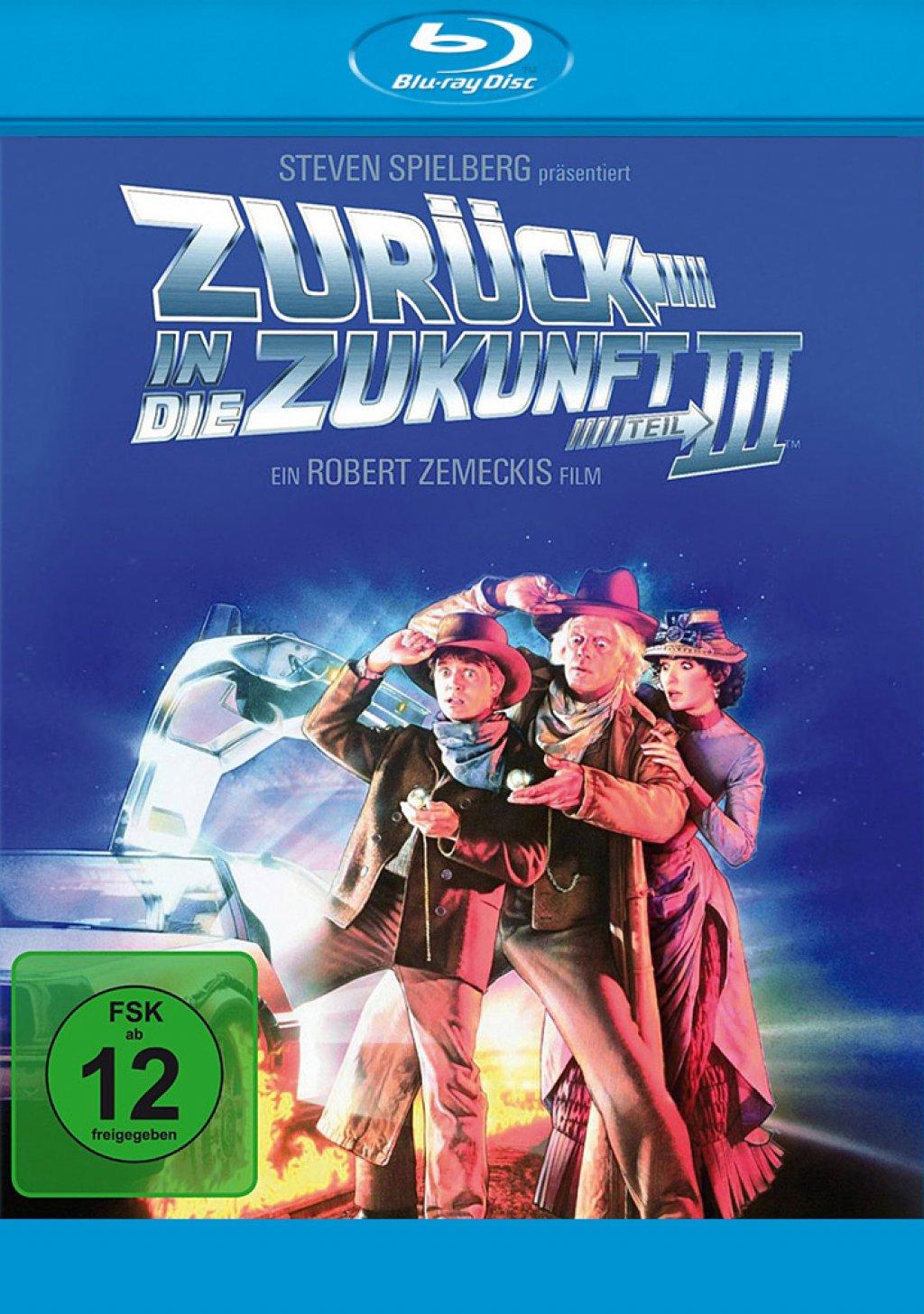 Zurück in die Zukunft III (Blu-ray)