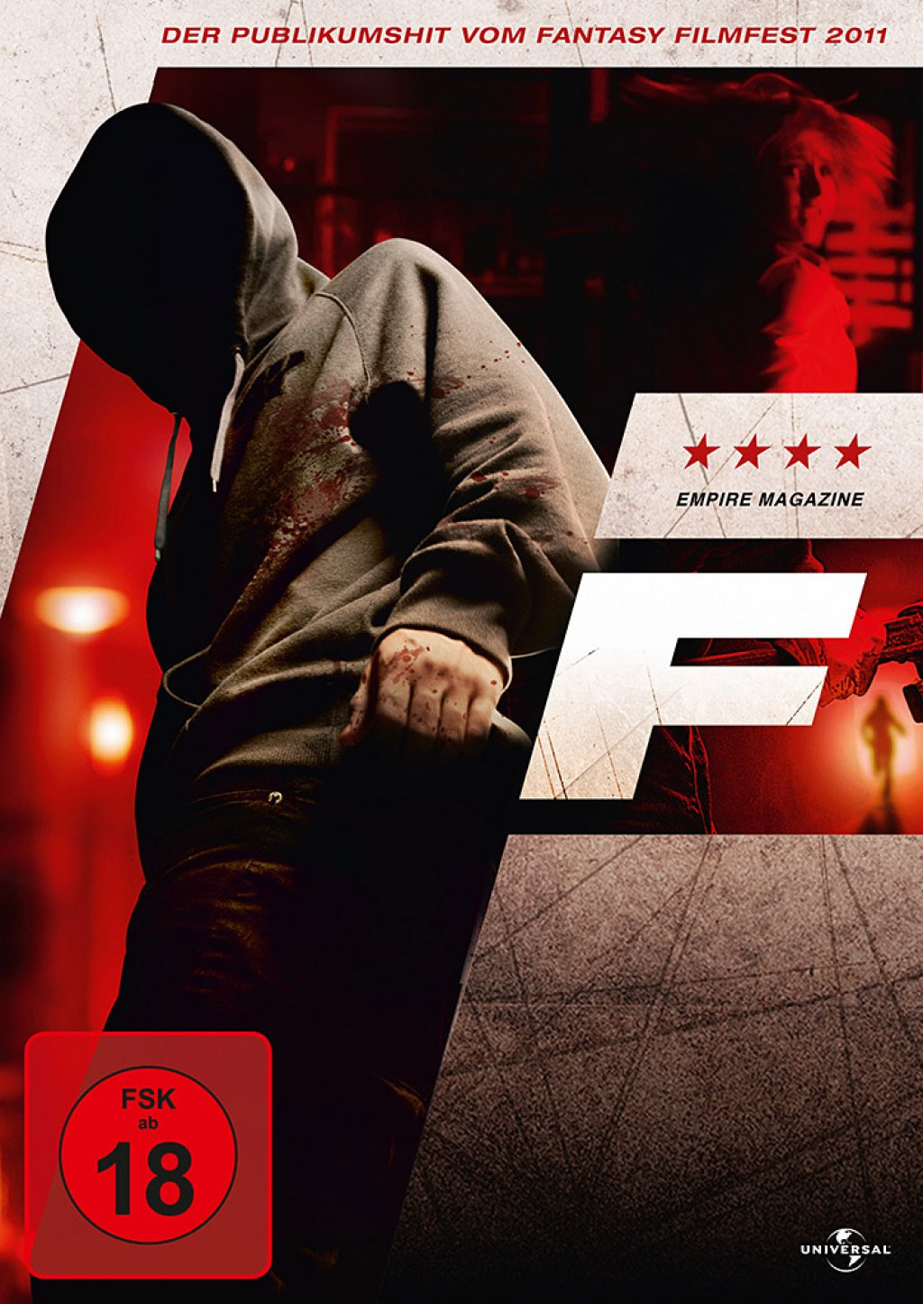 F - London Highschool-Massaker (DVD)