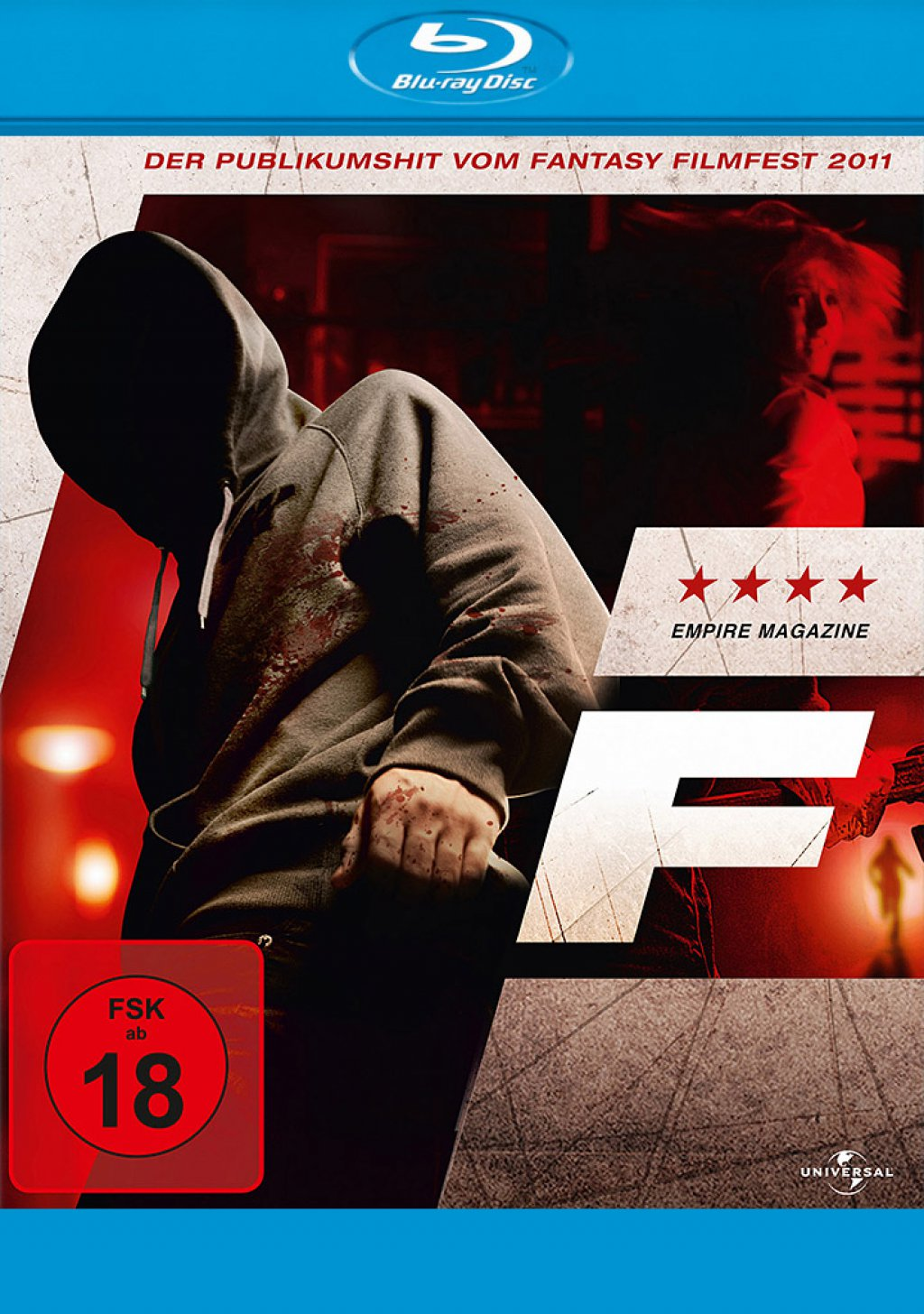 F - London Highschool-Massaker (Blu-ray)