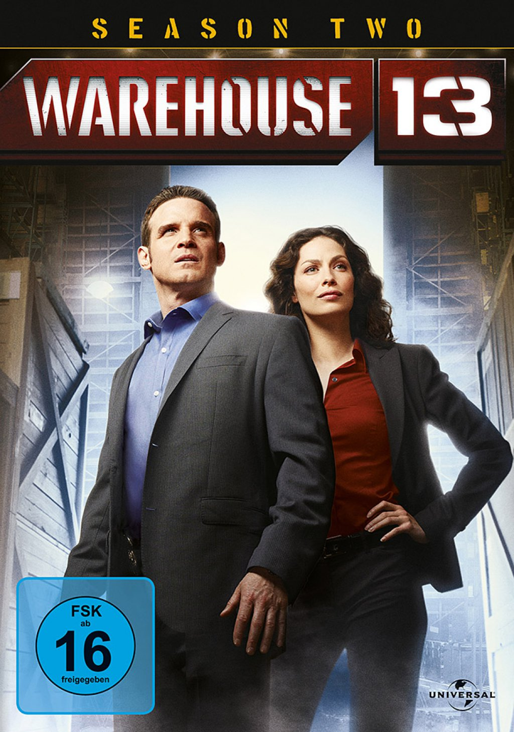 Warehouse 13 - Season 2 (DVD)