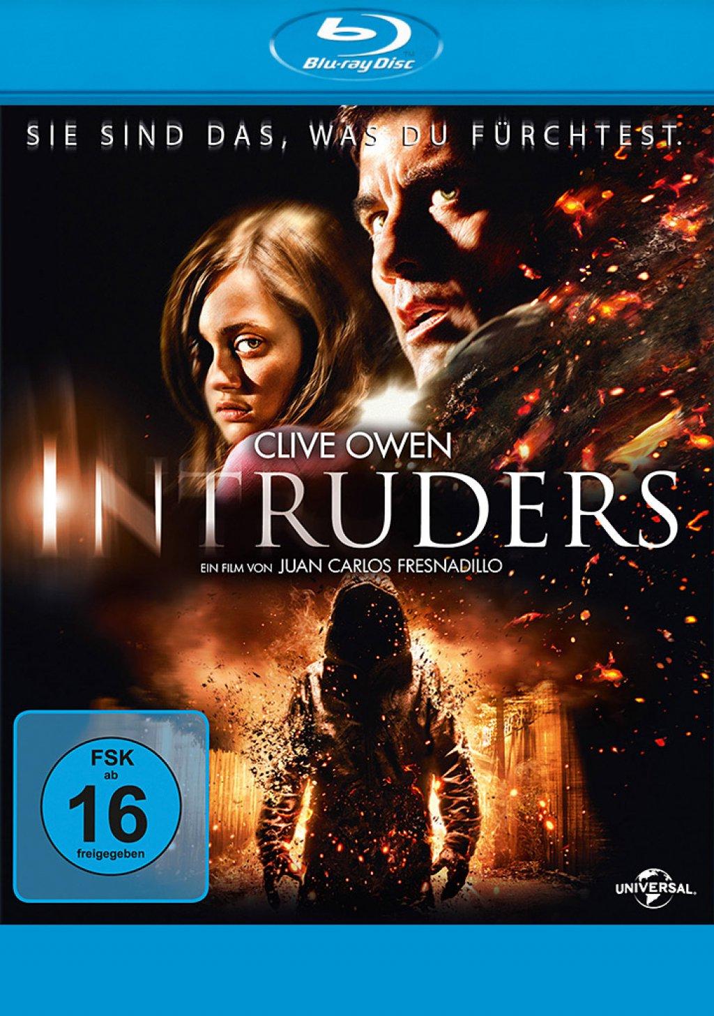 Intruders (Blu-ray)