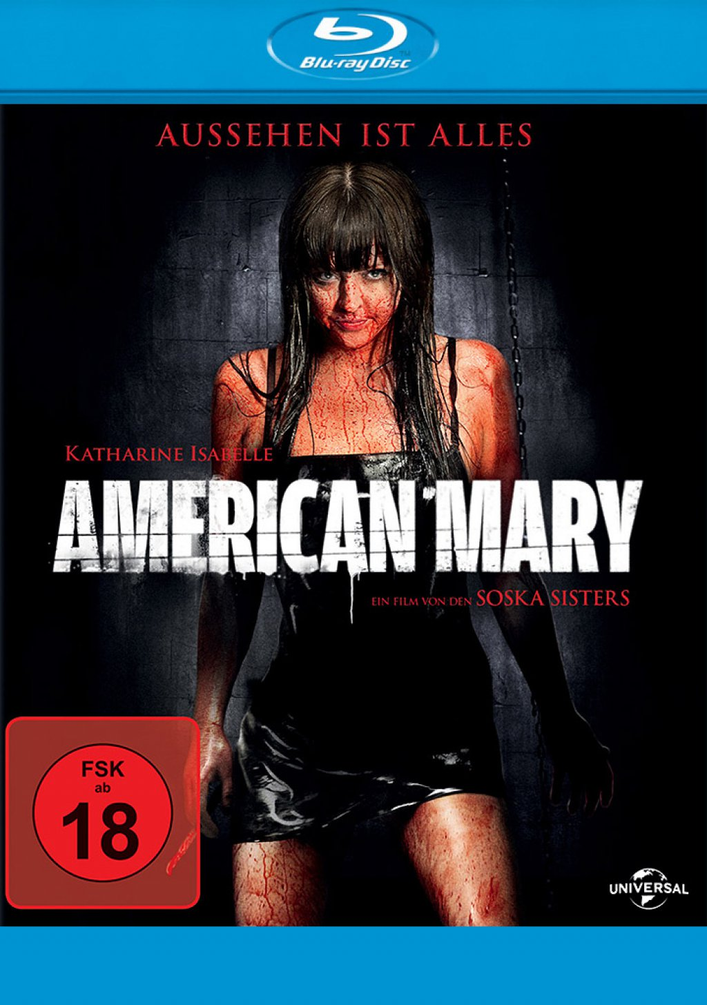 American Mary (Blu-ray)