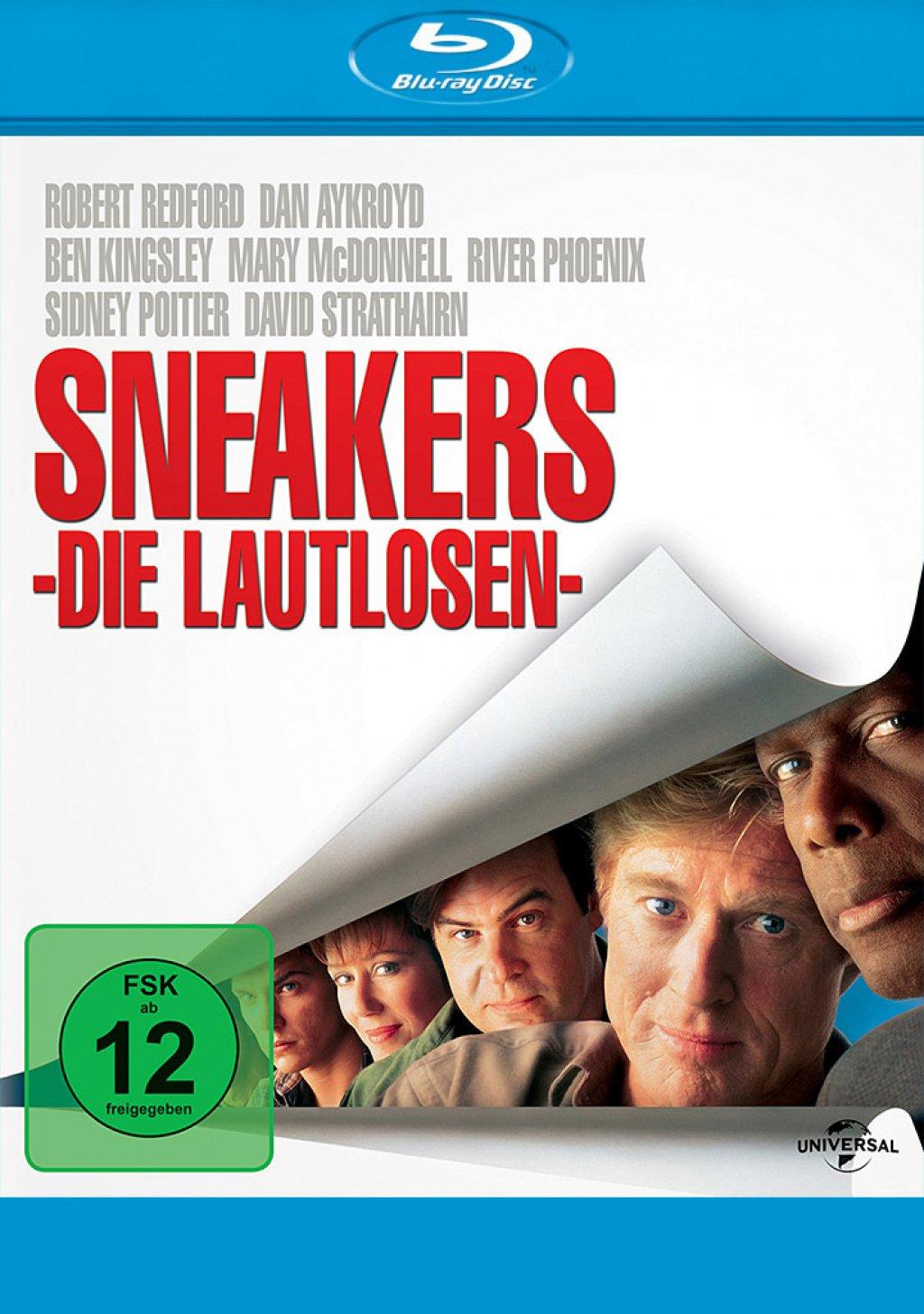 Sneakers - Die Lautlosen (Blu-ray)
