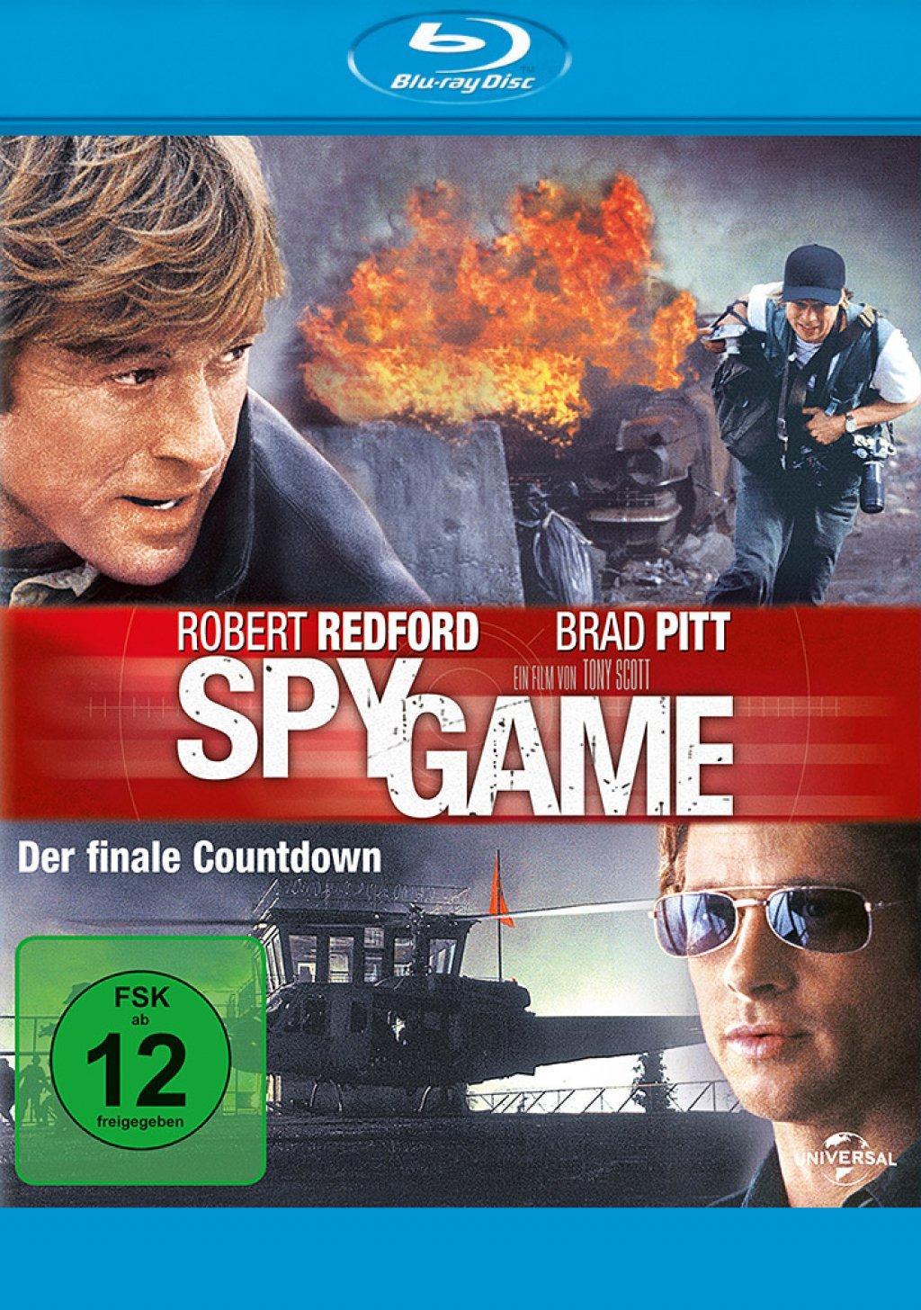 Spy Game - Der finale Countdown (Blu-ray)