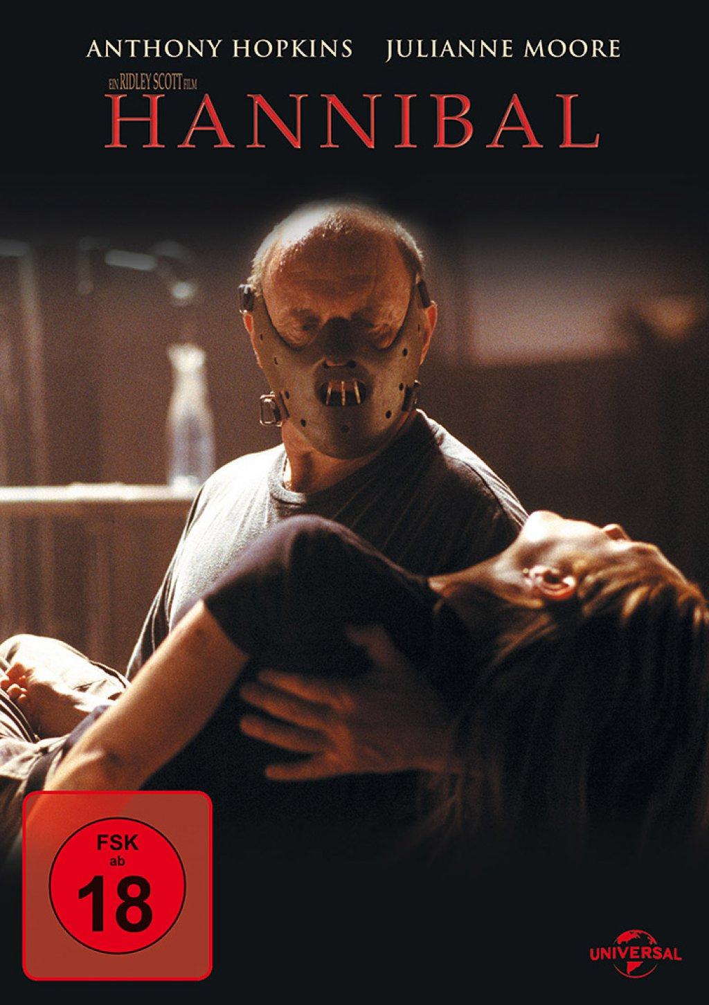 Hannibal - 2. Auflage (DVD)