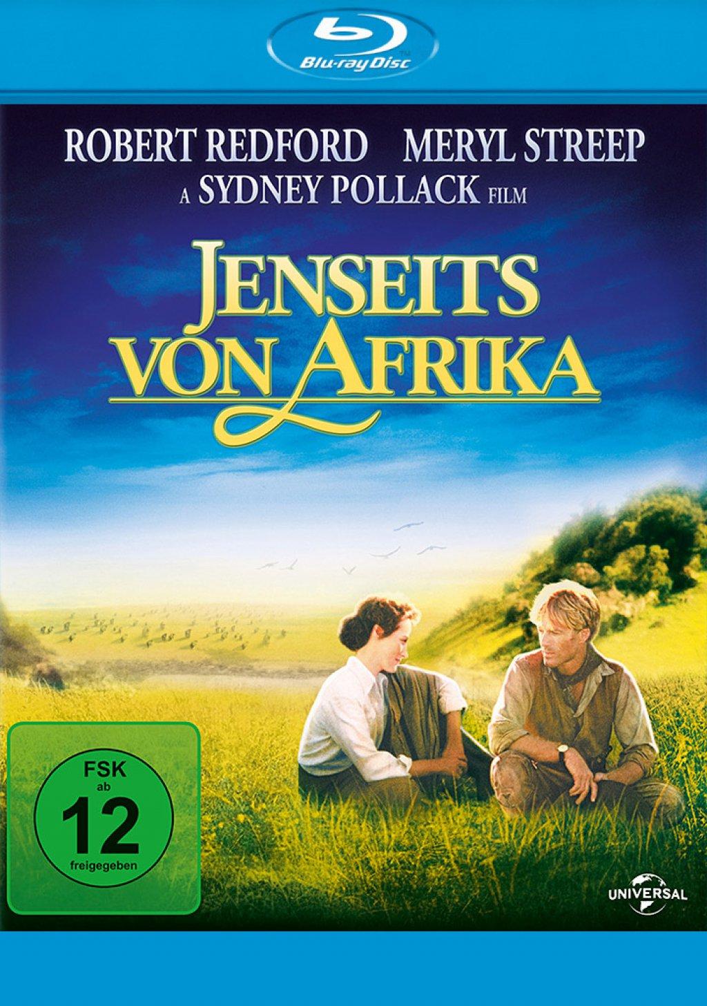 Jenseits von Afrika (Blu-ray)
