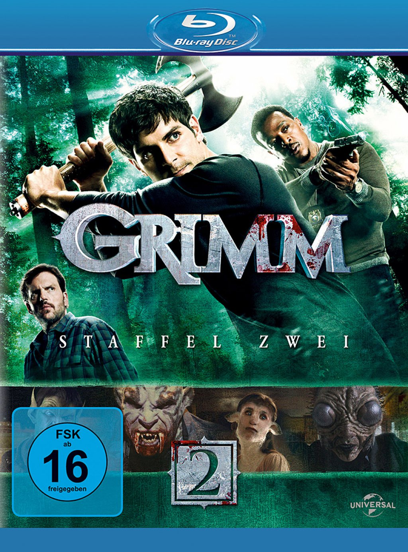Grimm - Staffel 02 (Blu-ray)