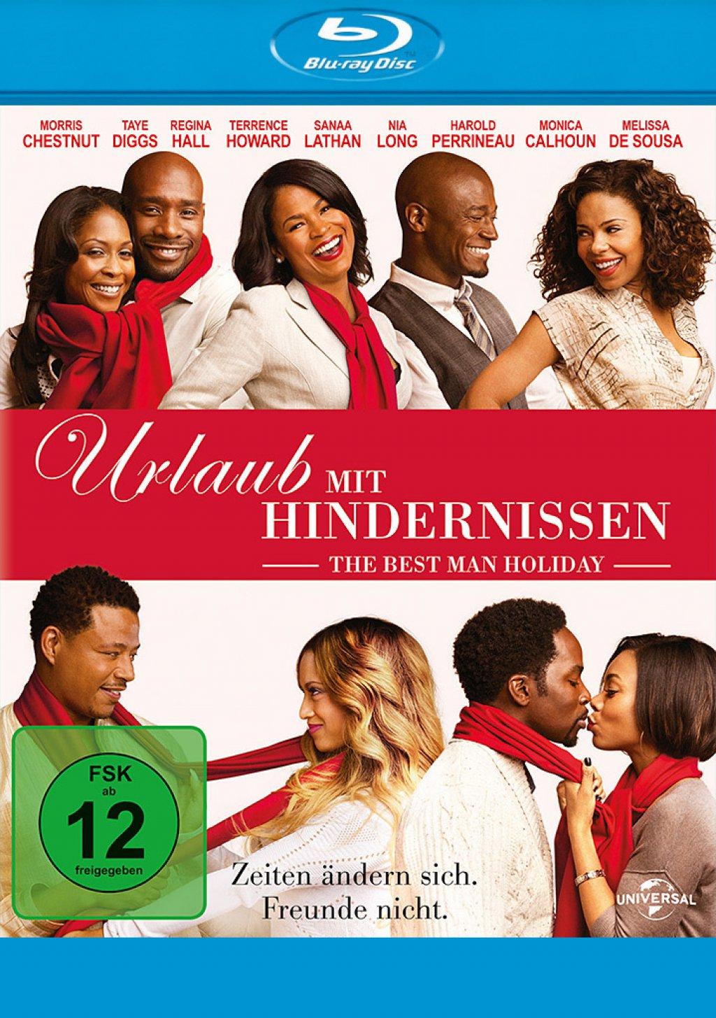 Urlaub mit Hindernissen (Blu-ray)