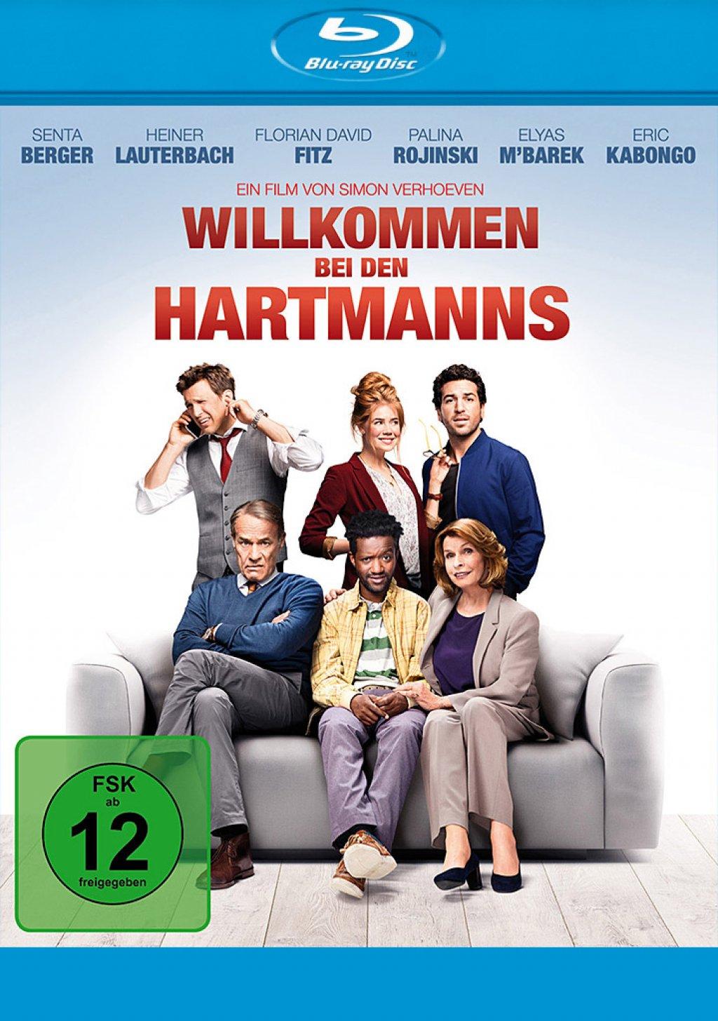 Willkommen bei den Hartmanns (Blu-ray)