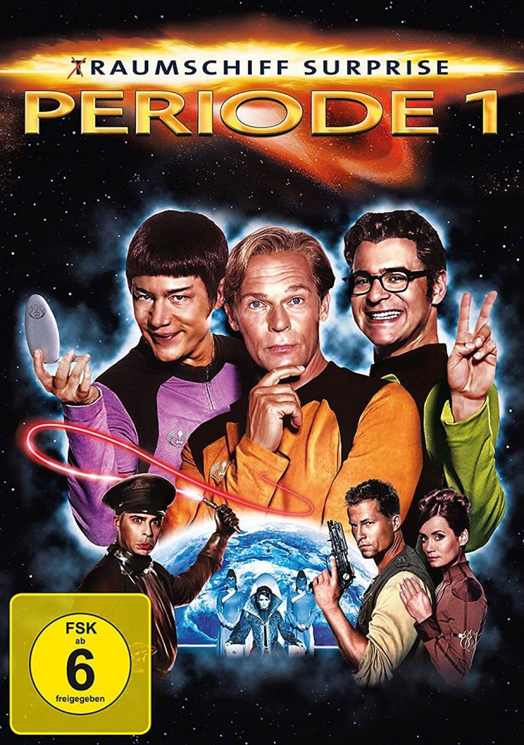 (T)raumschiff Surprise - Periode 1 (DVD)