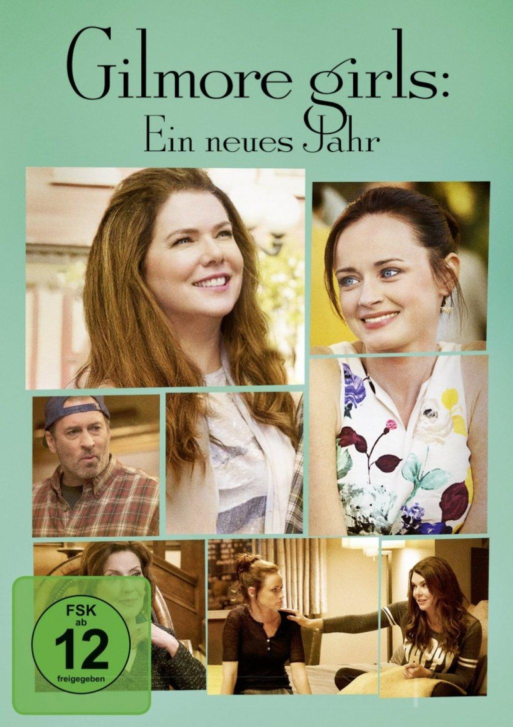 Gilmore Girls - Ein neues Jahr (DVD)