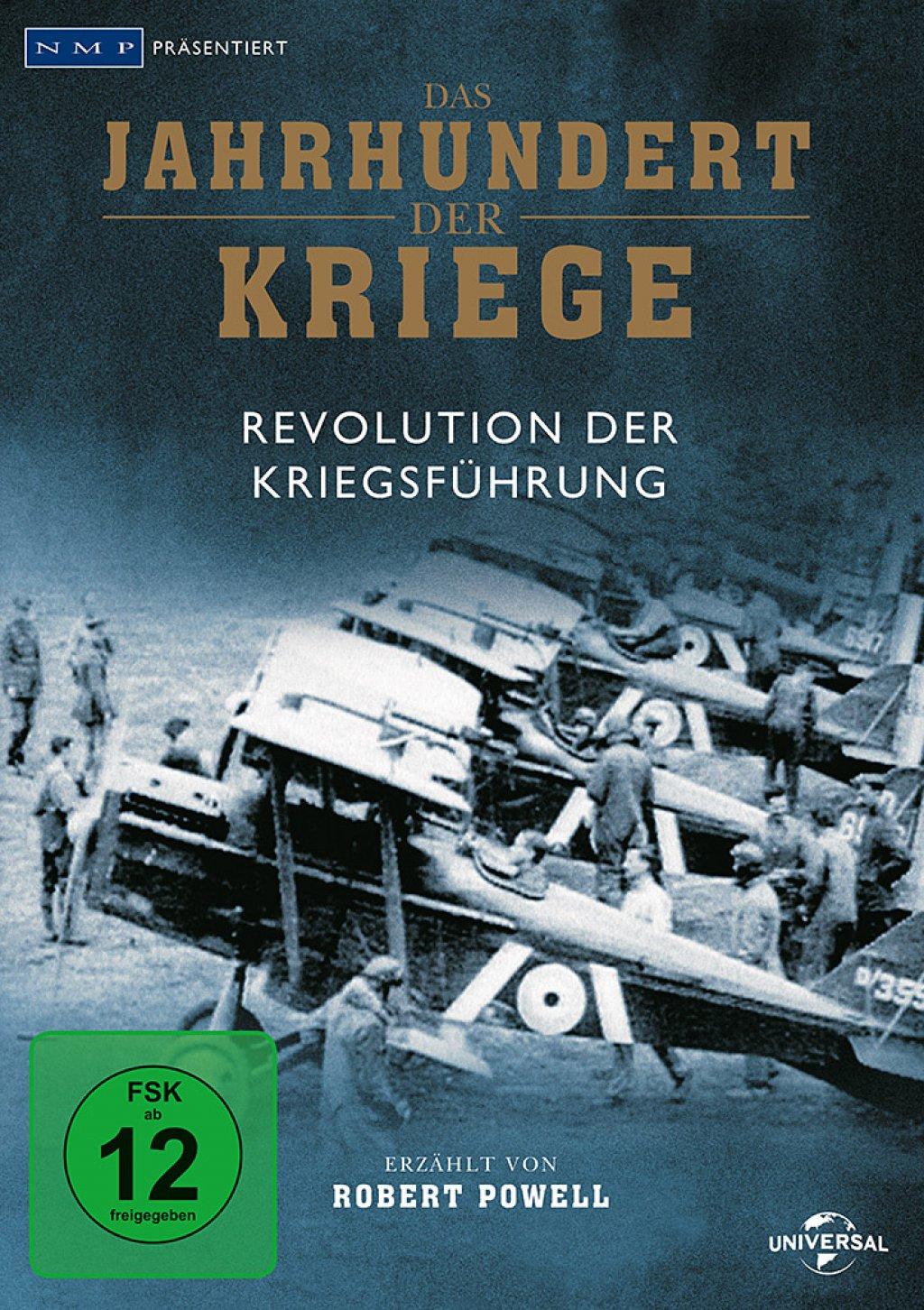 Das Jahrhundert der Kriege - Revolution der Kriegsführung - Vol. 02 (DVD)