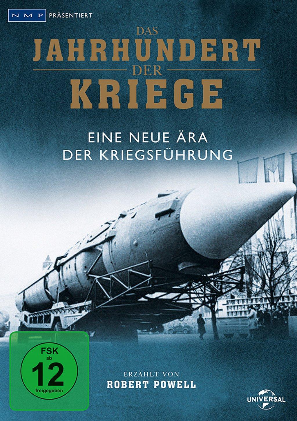 Das Jahrhundert der Kriege - Eine neue Ära der Kriegsführung - Vol. 06 (DVD)