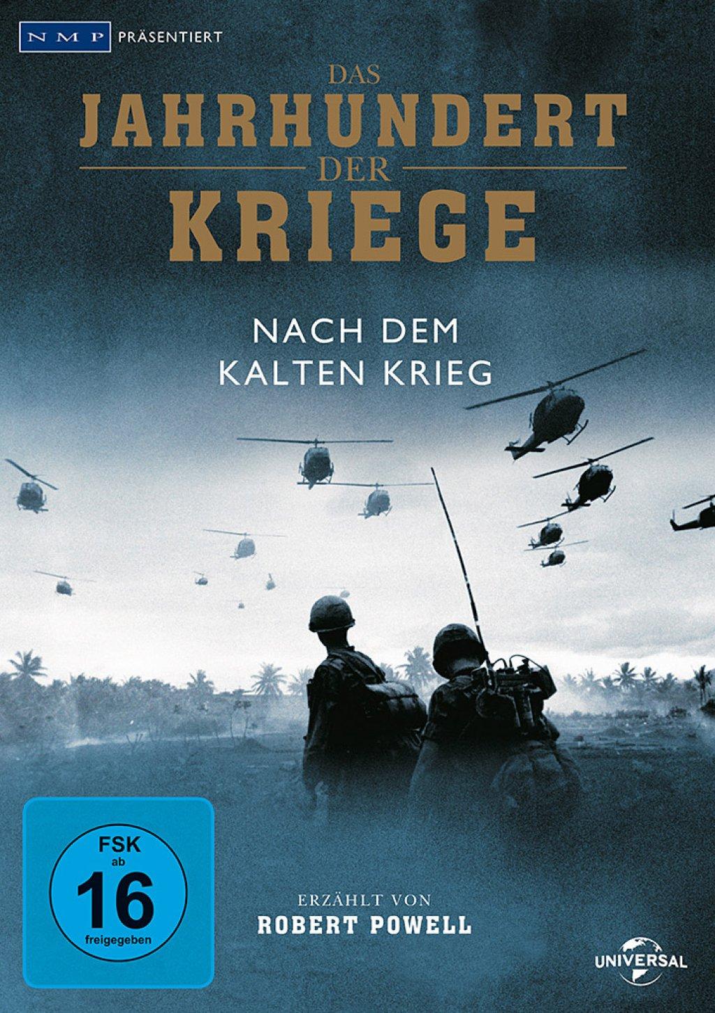 Das Jahrhundert der Kriege - Nach dem Kalten Krieg - Vol. 07 (DVD)