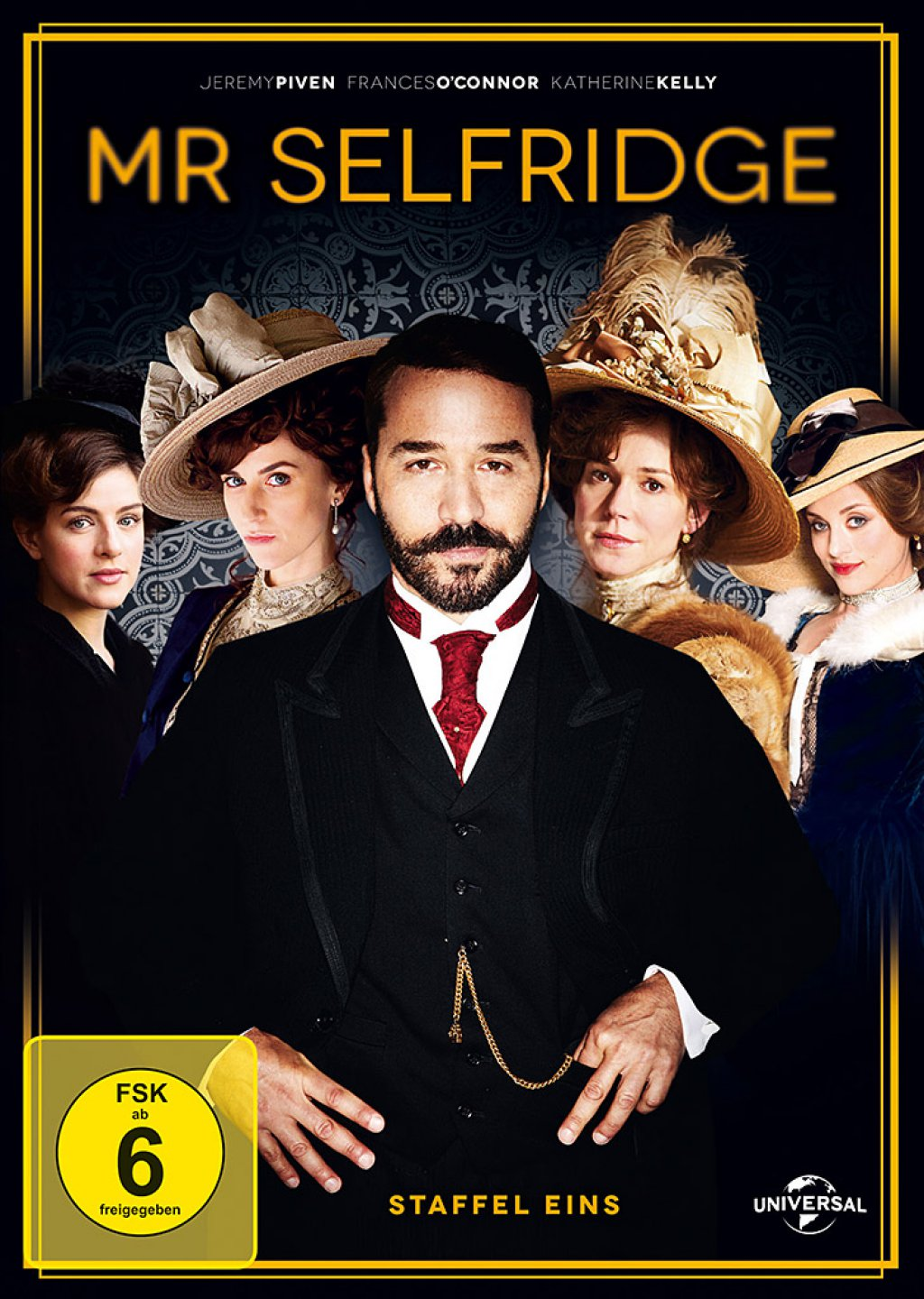 Mr. Selfridge Staffel 4
