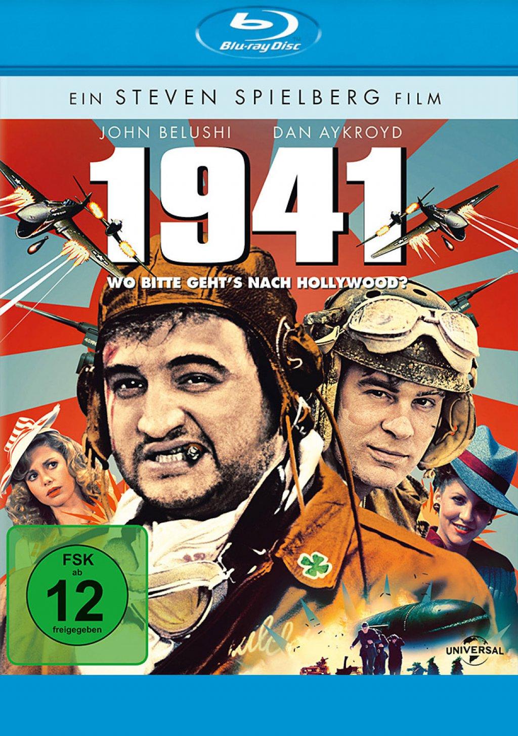 1941 - Wo bitte geht's nach Hollywood (Blu-ray)