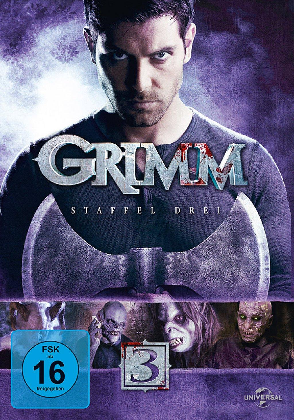 Netflix Grimm Staffel 5
