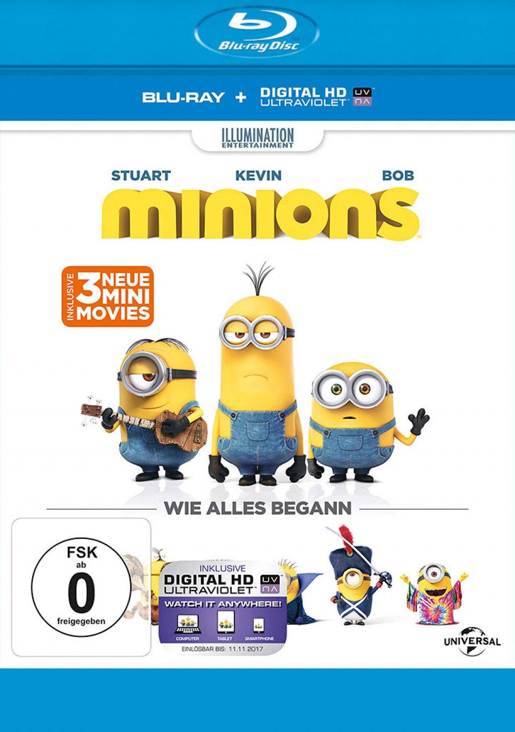 Minions (Blu-ray)