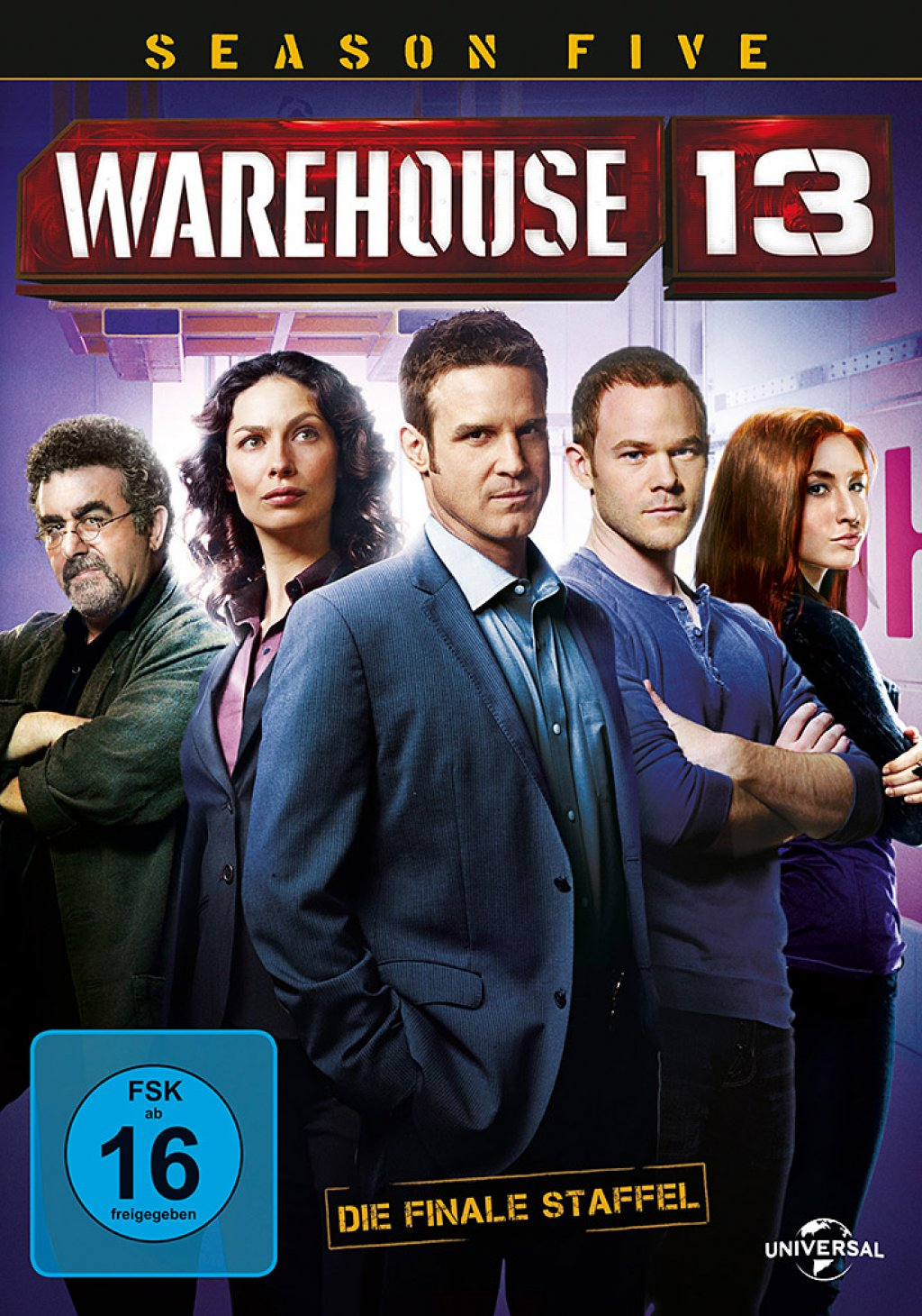 Warehouse 13 - Season 5 (DVD)