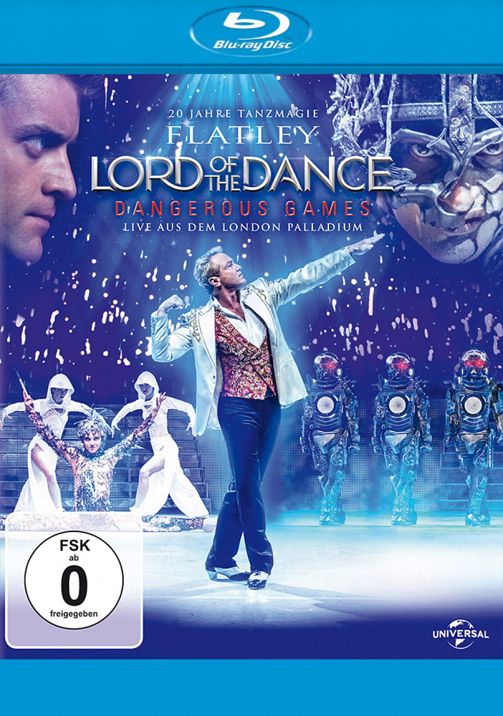 Lord of the Dance - Dangerous Games (Blu-ray)