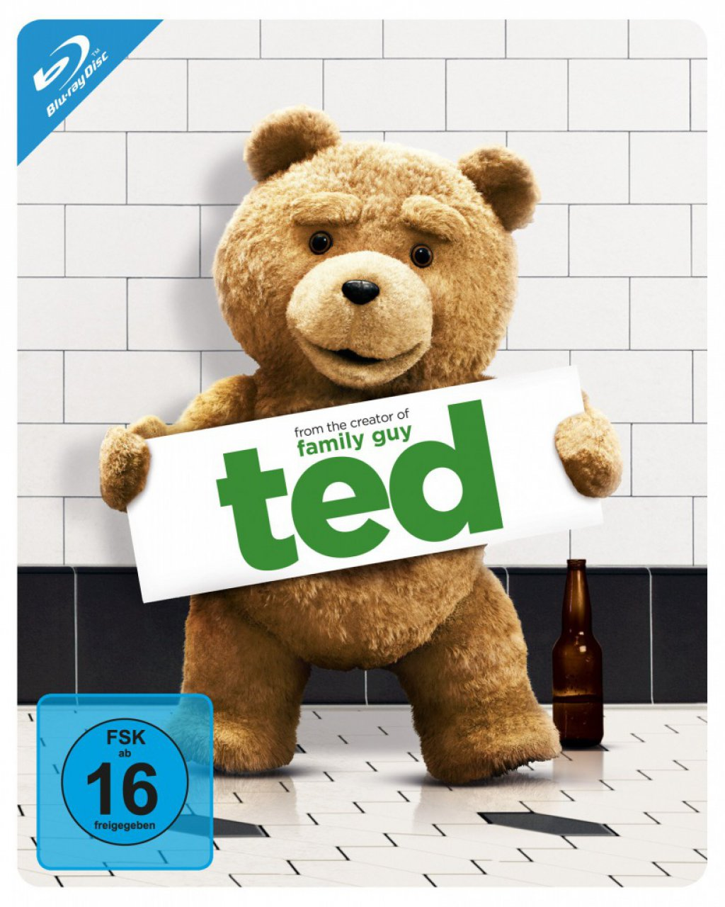 Ted - Steelbook (Blu-ray)