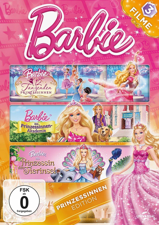 Barbie - Prinzessinnen Edition (DVD)