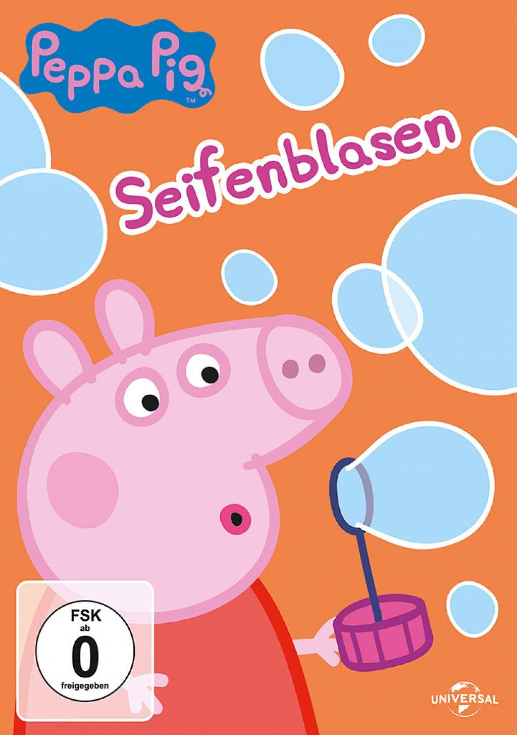 Peppa Pig - Vol. 6 / Seifenblasen (DVD)