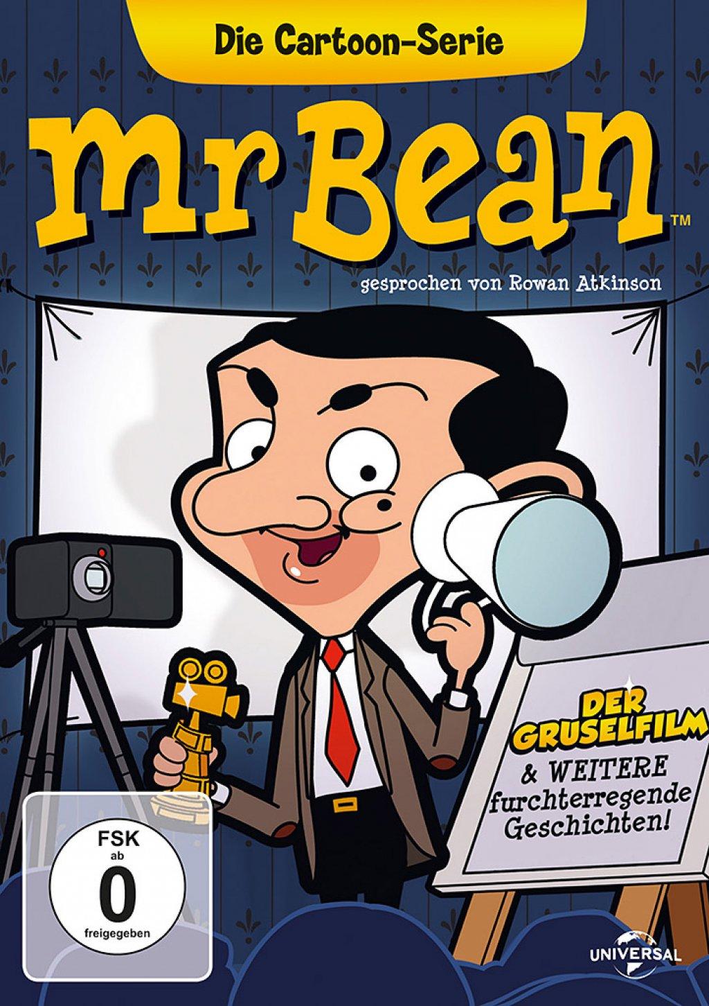 Mr. Bean - Die Cartoon Serie - Staffel 2 / Vol. 1 (DVD)