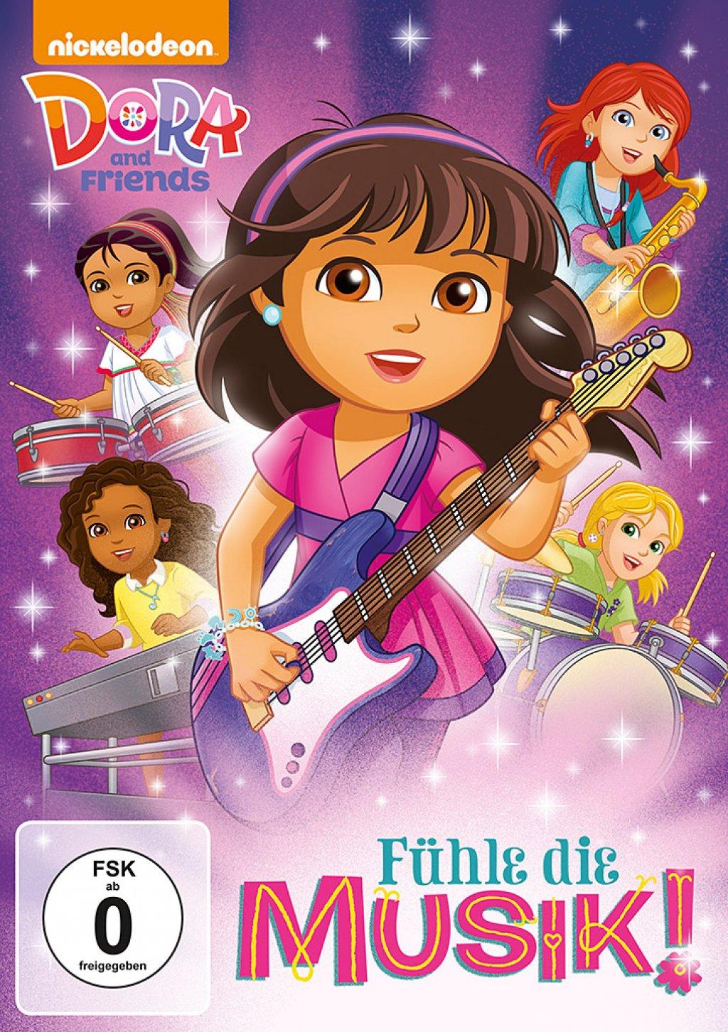 Dora and Friends - Fühle die Musik! (DVD)