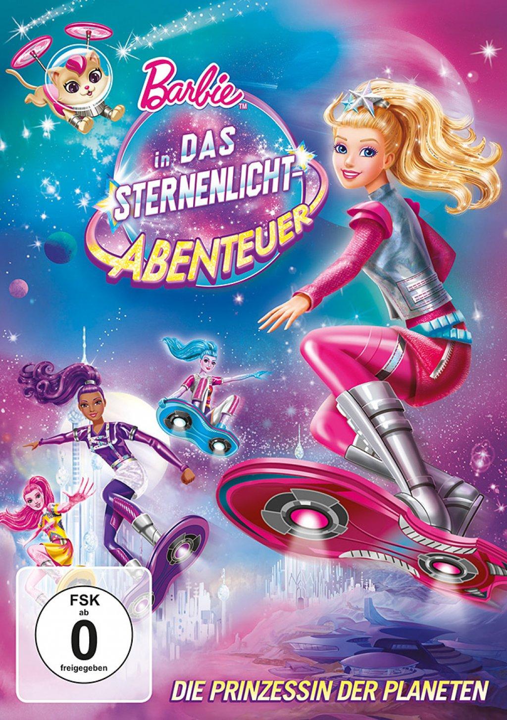 Barbie in: Das Sternenlicht-Abenteuer (DVD)