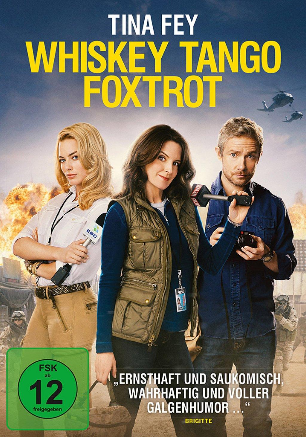 Whiskey Tango Foxtrot (DVD)