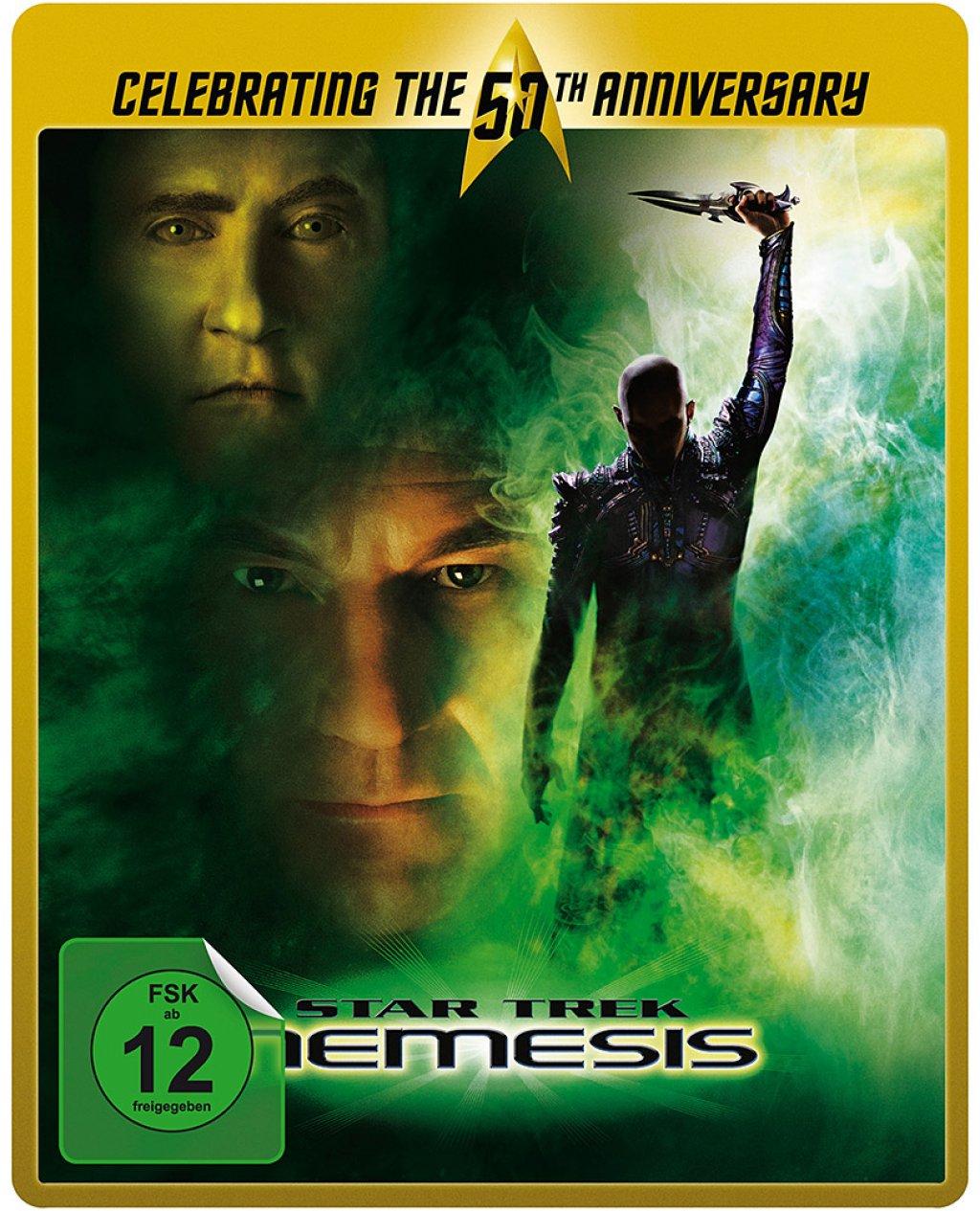 Star Trek X - Nemesis - Steelbook (Blu-ray)