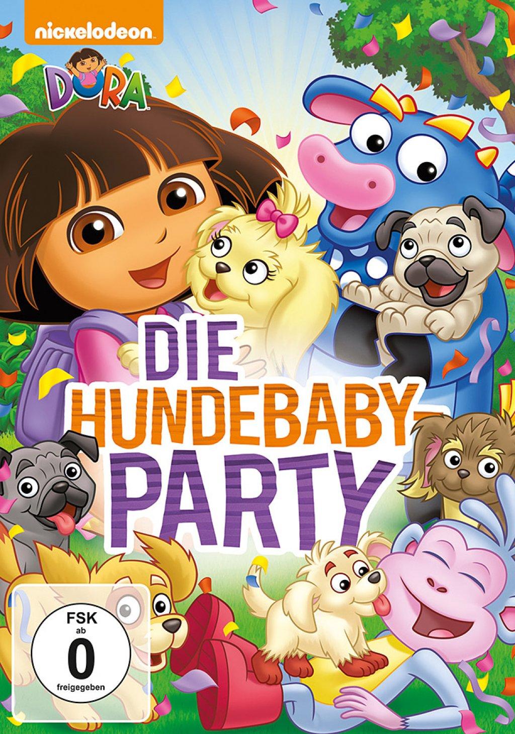 Dora - Die Hundebaby-Party (DVD)