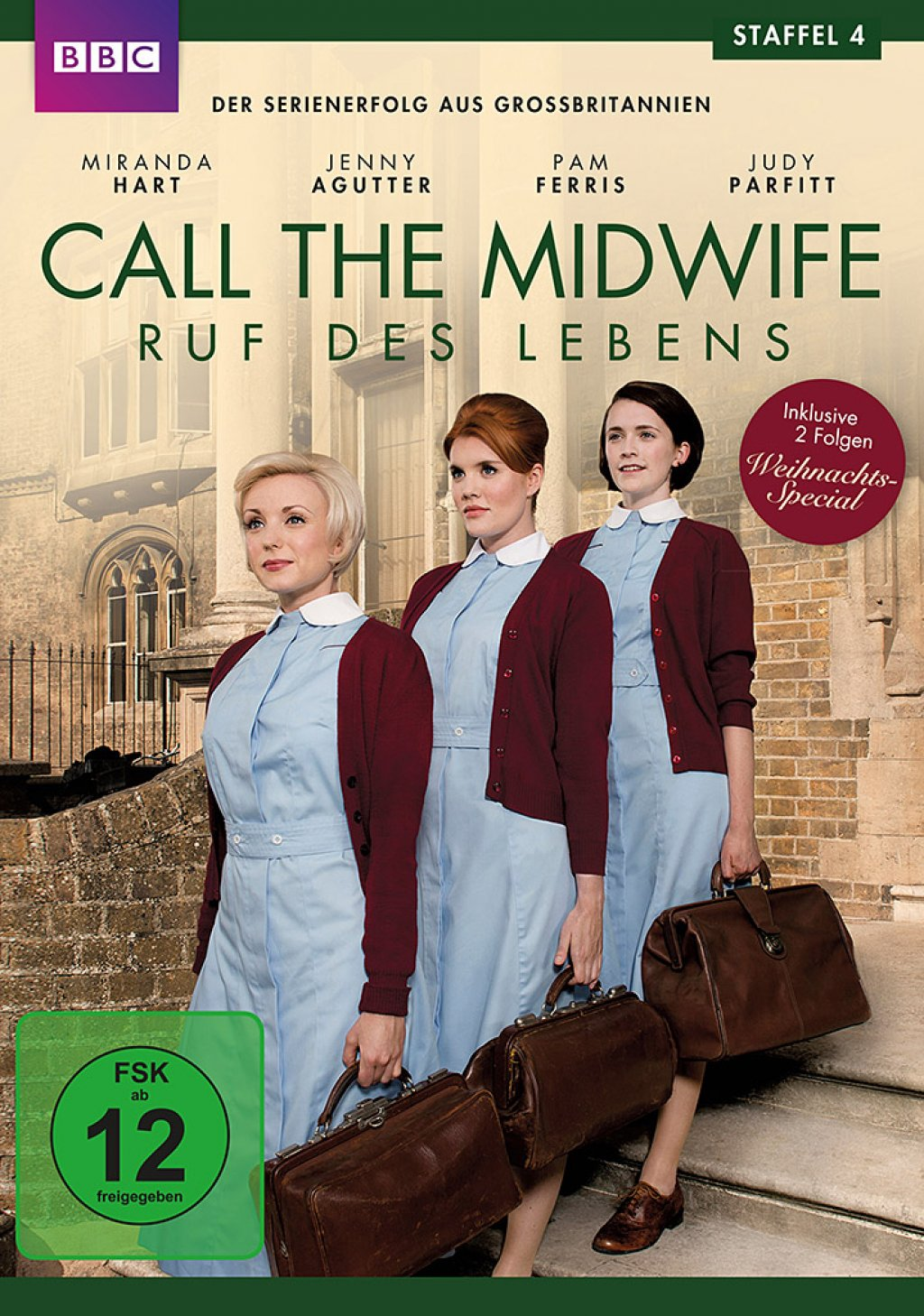 Call the Midwife - Staffel 04 (DVD)